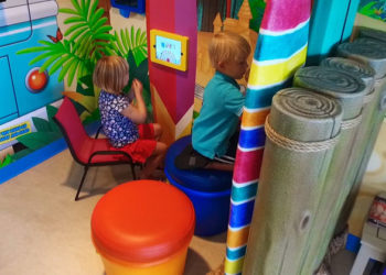 kids game zone