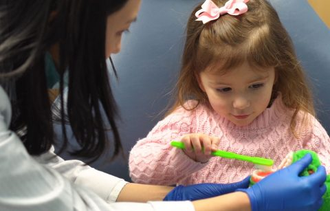 Taking Care of Your Child's Teeth Once Your Baby is Born